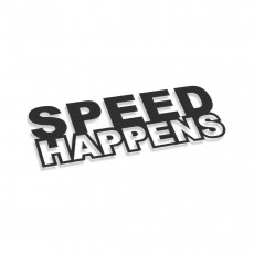 Speed Happens