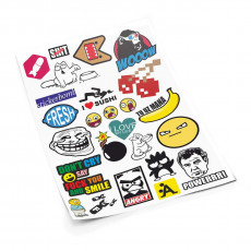 Sticker set V4 S