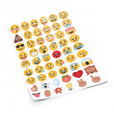 Emoji S sticker set