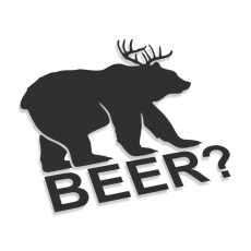 Beer Deer Bear