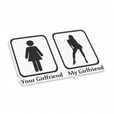 Your Girlfriend My Girlfriend