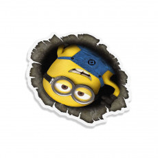 Minion At Hole