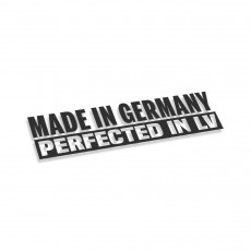 Made In Germany Perfected In LV