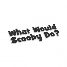 What Would Scooby Do