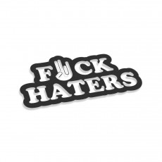 Fuck Haters Shocker