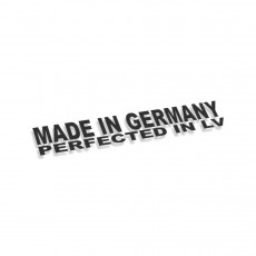 Made In Germany Perfected In LV V2