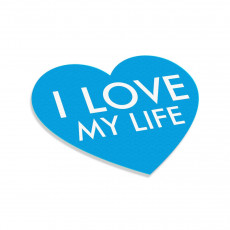 I Love My Life Heart V3