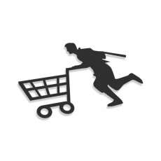 Running Shopping Cart