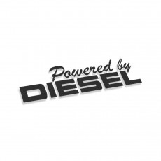 Powered By Dieselm melna