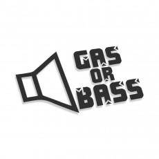 Gas Or Bass