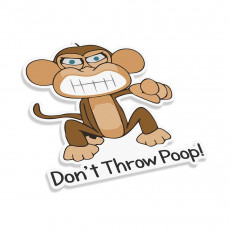 Don't Throw Poop
