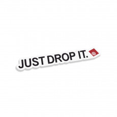 Just Drop It Volkswagen