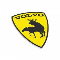 Volvo Moose Elk Love