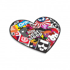 Stickerbomb Heart