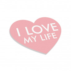 I Love My Life Heart V2