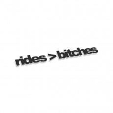 Rides Bitches