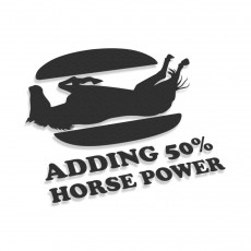 Adding 50% Horse Power