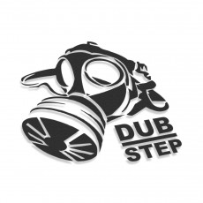 Dub Step Gas Mask V2