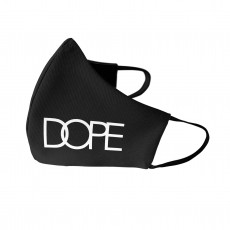 Dope Face Mask Black