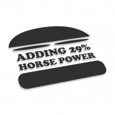 Adding 29% Horse Power