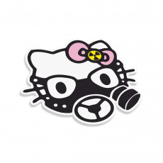 Hello Kitty Gas Mask