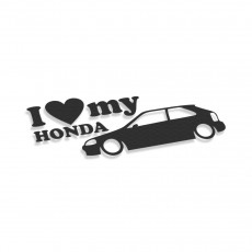 I Love My Honda V2