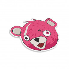 Creepy Pink Bear