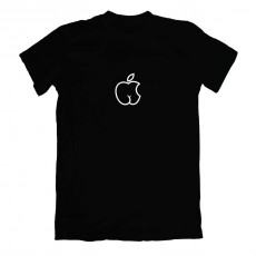 Apple Ass T-shirt Black