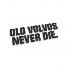 Old Volvos Never Die V3
