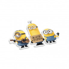 Minion I'm With Stupid