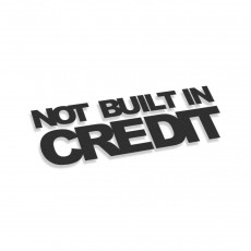 Not Built In Credit