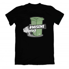 Misene T-shirt Black
