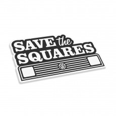 Save The Squares Volkwagen