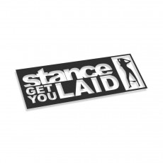 Stance Get You Laid