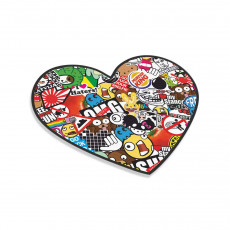Stickerbomb Heart V2