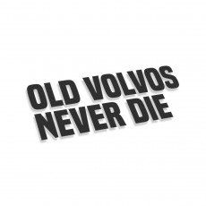 Old Volvos Never Die