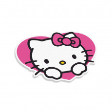 Heart Hello Kitty