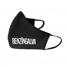 Benzīngalva Face Mask Black