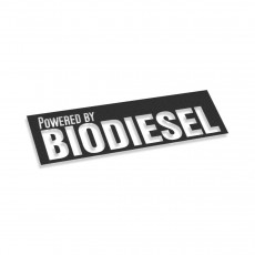 Powered By Biodiesel