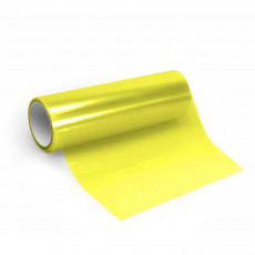 Headlight Film Yellow