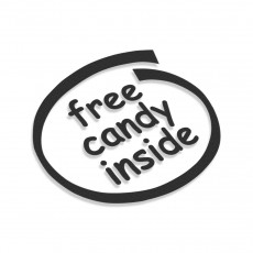 Free Candy Inside